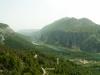 Hory nedaleko města Omiš