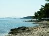 Jedna z mnoha pláží ostrova Badija