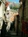 Malebná ulička v Dubrovníku