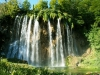 Široký vodopád - Plitvická jezera