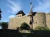 Hrad Helfštýn - vstupní brána