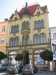 Opravená stará budova - nýni KB