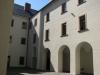 Nádvoří bývalého kláštera