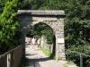 Vstupní brána k věži Trúba