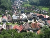 Pohled na městečko Štramberk