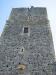 Hrad Radyně - věž s rozhlednou