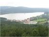 Lipenské jezero z ptačí perspektivy
