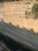 Stěna Korintského průplavu
