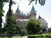 Bojnice - ležící na okraji slovenského lázeňského města Bojnice