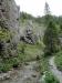 Skalnaté údolí Juráňovi doliny