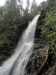 Roháčský vodopád s výškou 23 metrů