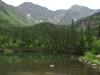 První z jezer v lokalitě Roháčská plesa