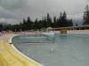 Venkovní plavecký bazén