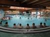 Vyhřívaný vnitřní bazén