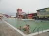 Venkovní termální bazén