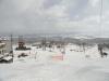 Krásně zasněžená krajina nabádá k lyžování