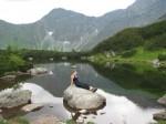 Turistická dovolená v Roháčích